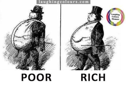 Poor VS Rich